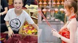 Mỹ nhân showbiz đi lễ chùa đầu năm: Người kín đáo, kẻ hớ hênh