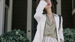 """""""Bỏ túi"""" bí quyết mặc sơ mi đẹp mà không đơn điệu vào những ngày lạnh"""