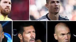 """8 cầu thủ hưởng lương cao nhất thế giới: Messi cho Ronaldo """"hít khói"""""""