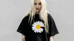 Áo phông hoa cúc cảm hứng G-Dragon được giới trẻ Việt thích mê