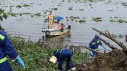 """Thi thể người với hình xăm """"Trăng mờ bên suối…."""" nổi trên sông Sài Gòn"""