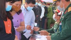Huế diễn tập tiếp nhận, cách ly hàng trăm công dân về từ Trung Quốc