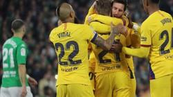 Kết quả, BXH bóng đá đêm 9/2, rạng sáng 10/2: Barcelona và Inter ngược dòng khó tin