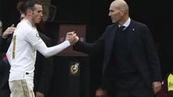 Real ngược dòng trước Osasuna, HLV Zidane nói điều bất ngờ về Bale