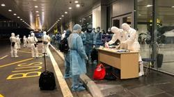 30 người Việt từ Vũ Hán về sân bay Vân Đồn được đưa thẳng đến Hà Nội