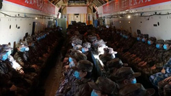 Trung Quốc huy động quân đội lớn nhất trong hơn 40 năm đối phó virus Corona