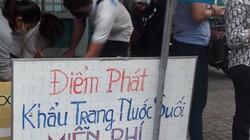 Làm báo cùng Dân Việt: Dịch corona, xuất hiện thước đo lòng người
