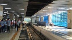 """Do virus corona đường sắt Cát Linh - Hà Đông tiếp tục """"lỡ"""" ngày vận hành thử"""