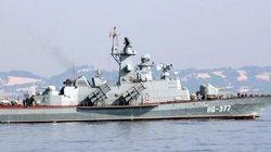 """Tàu tên lửa Molniya Việt Nam: """"Tia chớp"""" trên biển cả"""