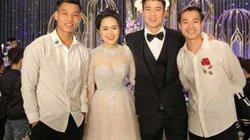 Bắt được hoa cưới của Duy Mạnh, Văn Toàn bị fan giục kết hôn