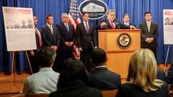 4 quân nhân Trung Quốc bị cáo buộc đánh cắp thông tin 145 triệu người Mỹ