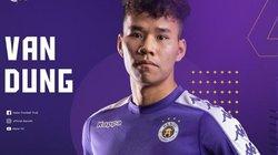 Người thay Đoàn Văn Hậu ở Hà Nội FC: Con nhà nông chính hiệu