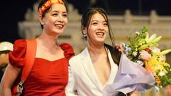 Vẻ đẹp hoa hậu của con gái Quyền Linh, Chiều Xuân, Giáng My