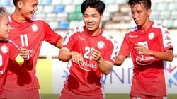 Công Phượng ghi bàn, CLB TP.HCM chia điểm với Yangon United