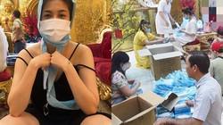 Nữ ca sĩ bức xúc vì mua phải hàng nghìn khẩu trang phế thải, bị tăng giá gấp đôi