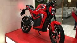 Môtô điện Hero Electric AE-47 cực chất, đẹp như Honda CB150R