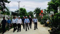 Quảng Nam: Những xã nào được công nhận đạt NTM năm 2019
