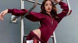 Chi Pu khoe dáng quyến rũ với đồ thể thao cực chất khiến fan trầm trồ