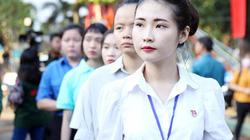 Ngày hội tòng quân, 5 cô gái ở Sài Gòn tươi tắn lên đường nhập ngũ