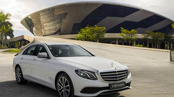 Mercedes-Benz E200 Exclusive về Việt Nam, giá 2,29 tỷ đồng