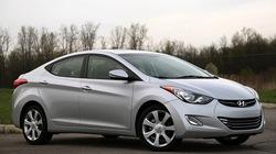 Hyundai Elantra bị triệu hồi do lỗi phanh ABS có thể gây cháy nổ