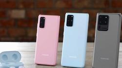 """Bảng so sánh """"3 chàng ngự lâm"""" Samsung Galaxy S20, S20+ và S20 Ultra"""