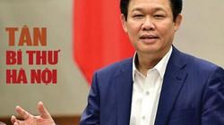 Bí thư Thành ủy Hà Nội Vương Đình Huệ chuyển sinh hoạt Đoàn ĐBQH