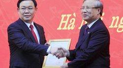 Phân công công tác của Thủ tướng, Phó Thủ tướng sau khi ông Vương Đình Huệ chuyển
