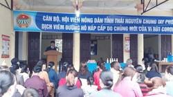 Thái Nguyên: Tuyên truyền giúp nông dân phòng virus corona