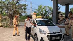 Tài xế taxi dương tính với ma tuý bị phạt hơn 50 triệu đồng