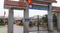 Hải Phòng: Lại xuất hiện hiệu phó bị tố bắt học sinh tự tát vào mặt