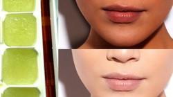 15 tác dụng làm đẹp, chống lão hóa, trị da mụn từ nước đá