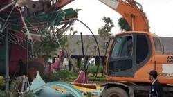 Chủ tịch Hà Nội giao thanh tra vụ cưỡng chế công viên nước Thanh Hà
