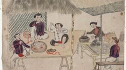 Loạt tranh vẽ cực nhộn về đời sống ở Việt Nam xưa