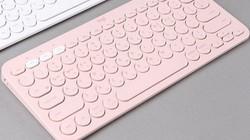Logitechgiới thiệu bàn phím K380 trắng, hồng ngọt ngào cho mùa Valentine