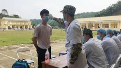 Bắc Kạn tiếp nhận 173 công dân trở về từ Trung Quốc qua Cao Bằng