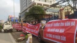 Dự án chung cư Báo Công an nhân dân lại 'vỡ' cam kết với người mua