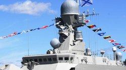 Bí mật vũ khí: Chiến hạm mới nhất của Nga mang vũ khí cực mạnh