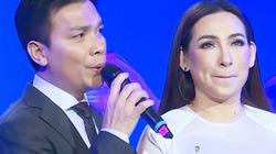 """Phi Nhung phản ứng bất ngờ khi Mạnh Quỳnh đòi làm """"vợ chồng già"""""""