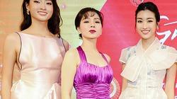 U40 Lệ Quyên đeo nhẫn kim cương cỡ bự có lép vế trước 2 Hoa hậu Việt Nam?