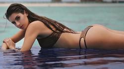 Mỹ nữ bóng rổ sexy nhất Italia nghiện khỏa thân và khoe ảnh 'nóng'