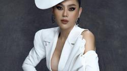Lâm Khánh Chi khoe vòng 1 lấp ló hút mọi sự chú ý