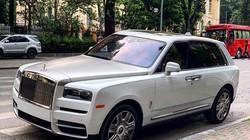Siêu xe sang Rolls-Royce Cullinan đi chưa đầy một năm bán lại giá chỉ bằng một nửa