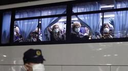 40 người Mỹ nhiễm virus Corona trên du thuyền ở Nhật Bản không được đưa về nước