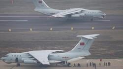 Không quân Trung Quốc tiếp tục chở 1.200 nhân viên y tế đến Vũ Hán