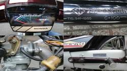 CHOÁNG: Honda Dream II rao bán 600 triệu đồng, dân mạng bàn tán xôn xao