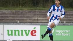 Đoàn Văn Hậu chơi xuất sắc, Heerenveen áp sát ngôi đầu
