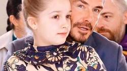 """Con gái Beckham chưa dậy thì đã xinh như thiên thần, cắt tóc, đi spa cũng """"gây bão"""""""