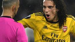 """Guendouzi bị đẩy lên ghế dự bị Arsenal vì """"bật"""" HLV Arteta"""