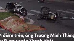 Người đàn ông bị tông chết khi lái xe sang đường vào quán nhậu